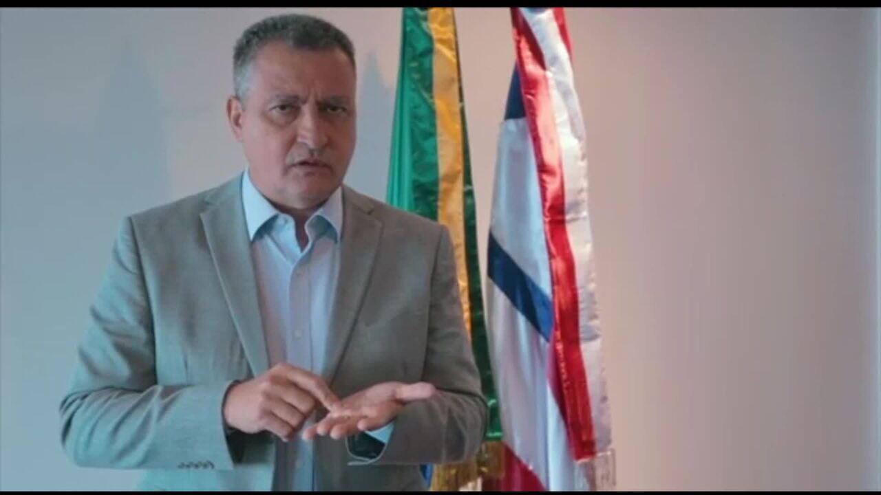 Governador da Bahia diz que não vai à inauguração de aeroporto