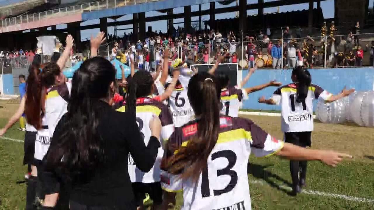 Taça das Favelas Paraná teve primeiro dia de jogos no sábado (20)