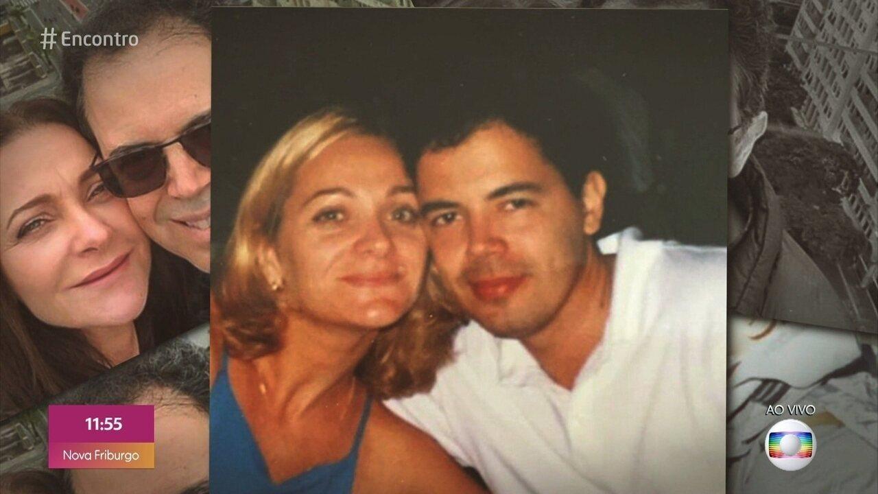 Alexandra Richter é casada há 22 anos com amigo de infância
