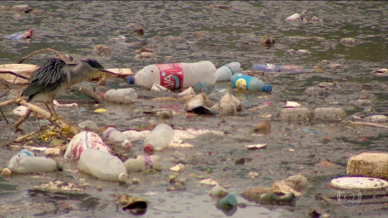 Investimento em saneamento básico recua ao patamar de 2011 no Brasil