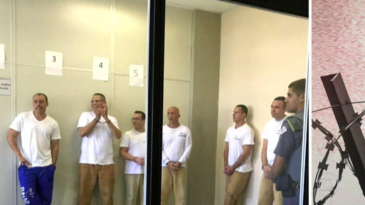 Audiência reúne autores dos crimes de maior repercussão do país; veja vídeo exclusivo