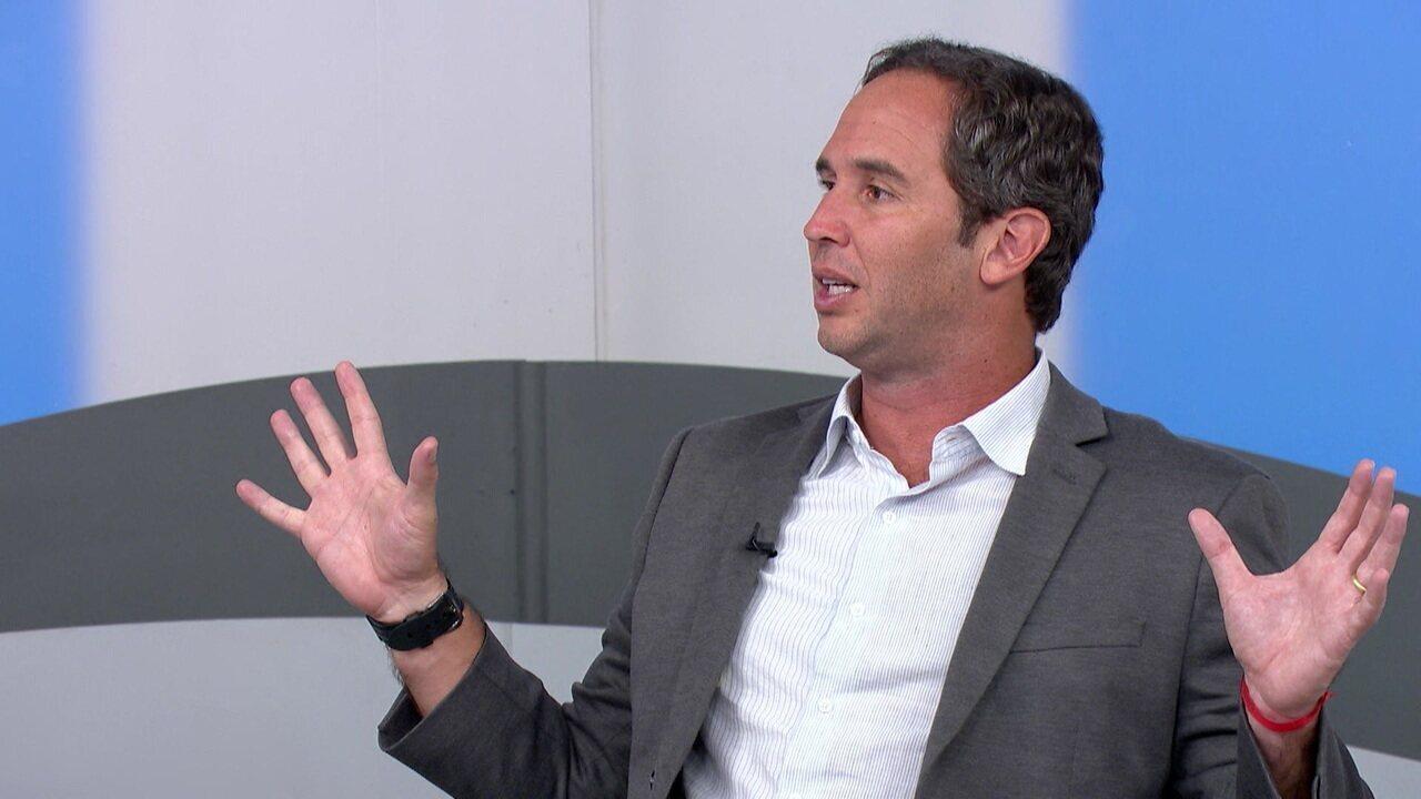 Caio Ribeiro fala sobre os técnicos Jorge Sampaolli e Jorge Jesus