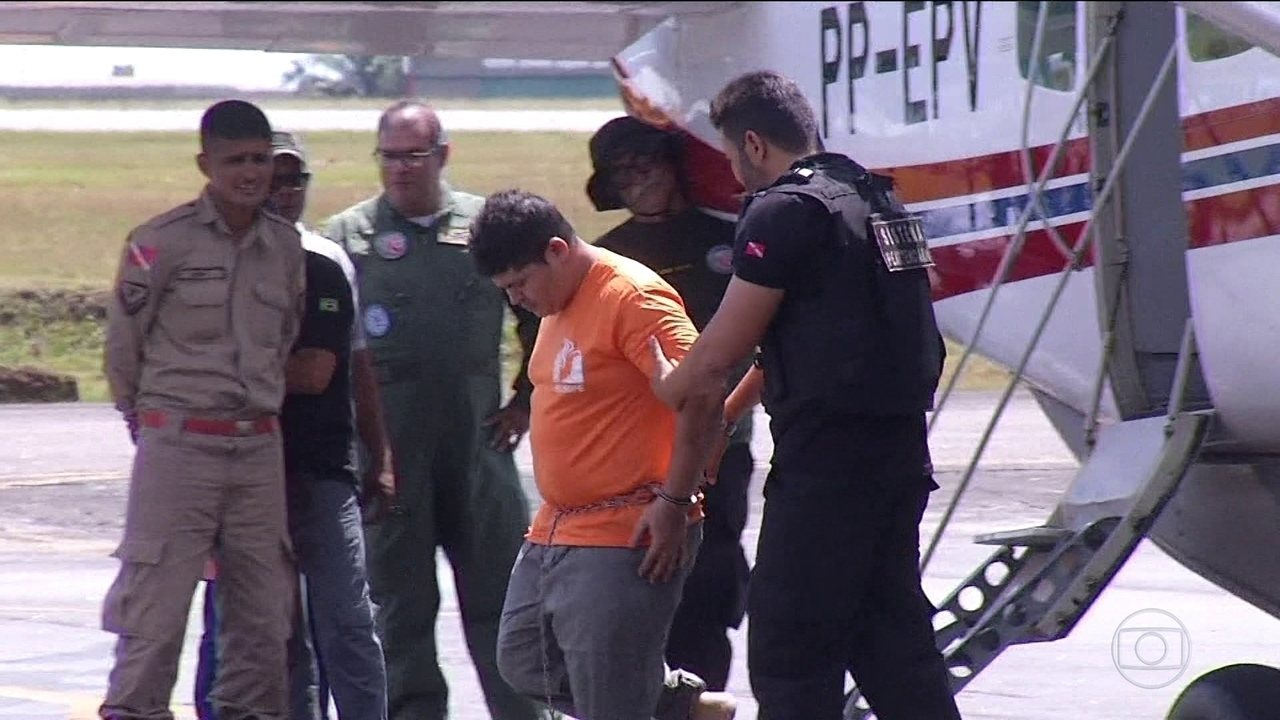 Governo do Pará transfere suspeitos de massacre em presídio de Altamira