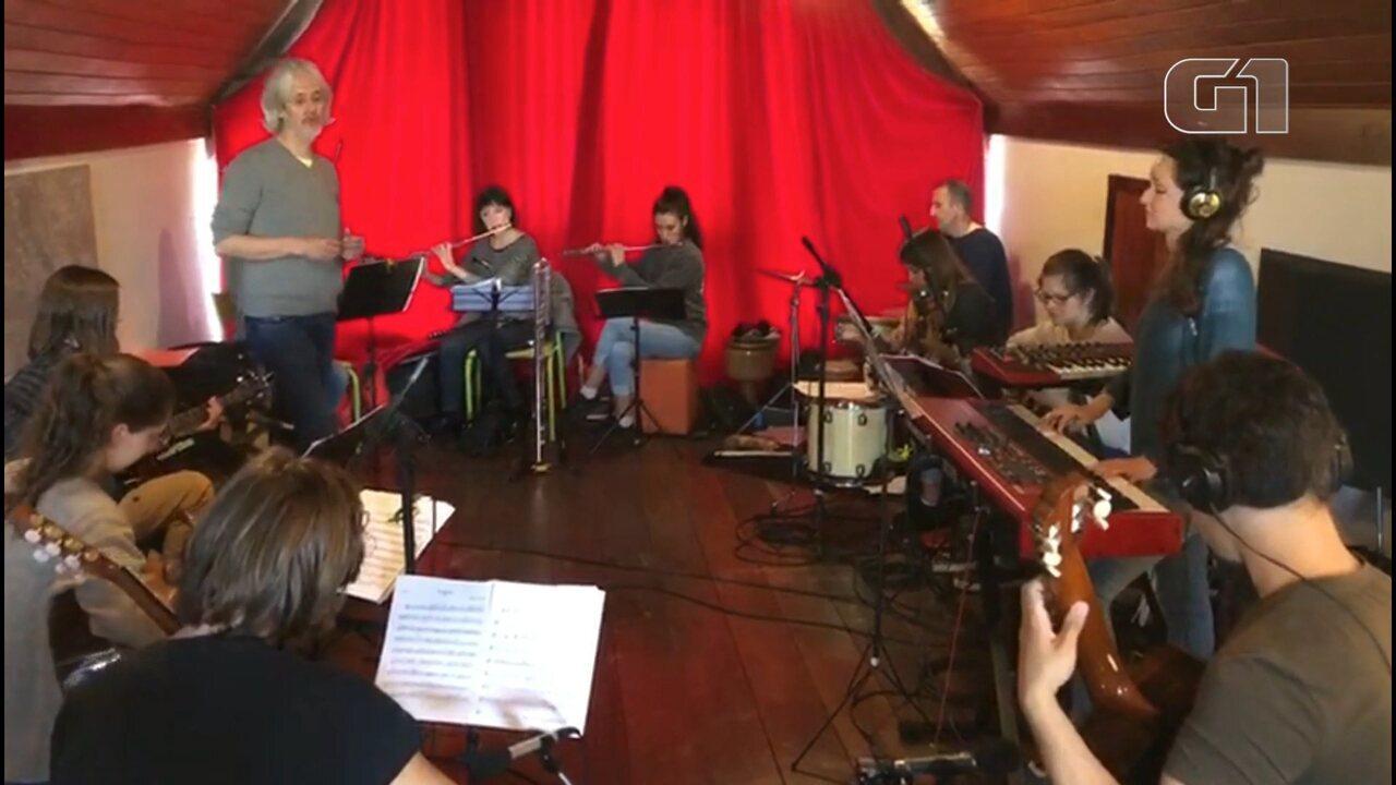 Orquestra italiana Viaggiatori Armonici se apresenta em Curitiba neste fim de semana na Capela Santa Maria.