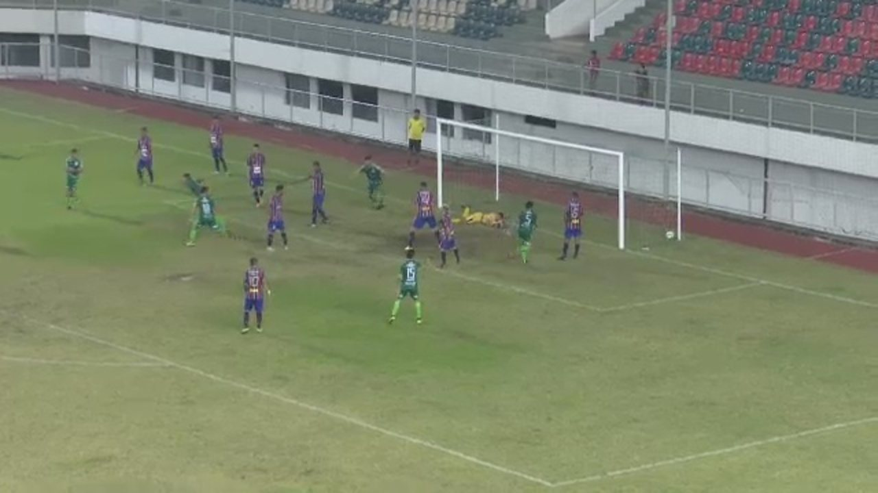 Galvez perde novamente para o União ABC-MS e está fora da Copa Verde