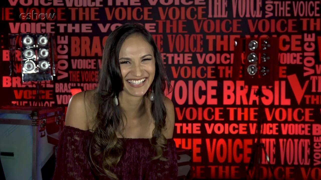 Conheça a participante Amanda Magalhães, do Time IZA