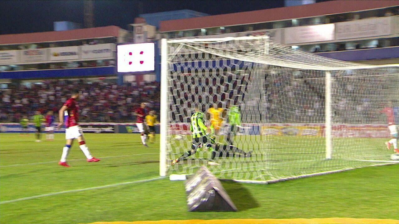 Melhores momentos: Paraná 0 x 0 América-MG pela 14ª rodada da Série B