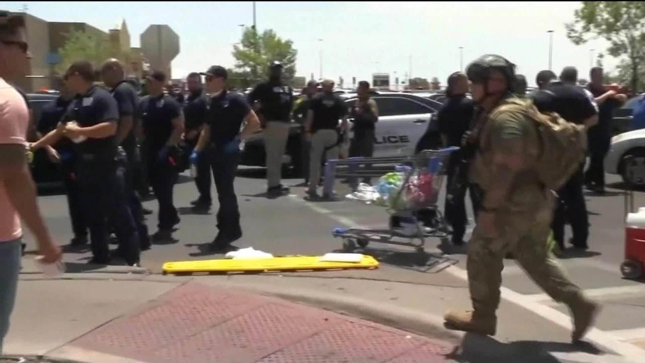 Ataque em El Paso, no Texas, deixa 20 mortos e 26 feridos