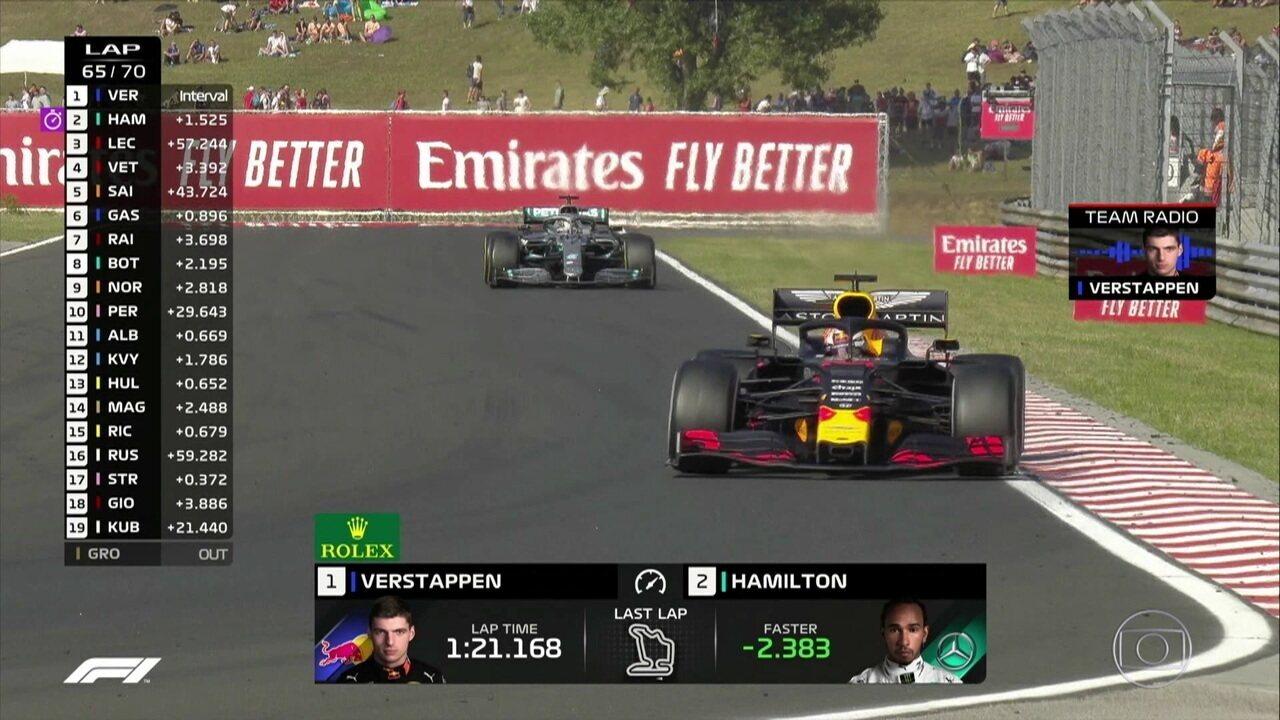 Hamilton chega em definitivo para a briga pela ponta na Hungria