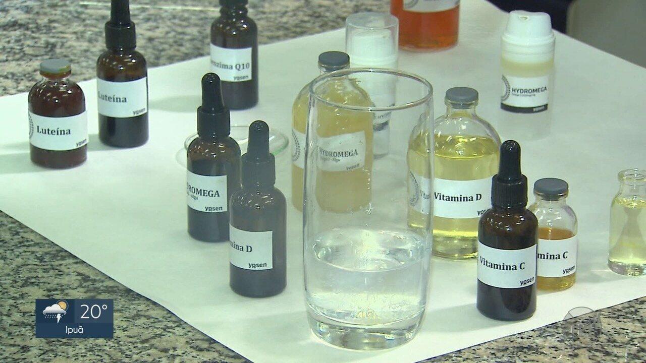 Técnica reduz tamanho de comprimidos e melhora absorção de remédios