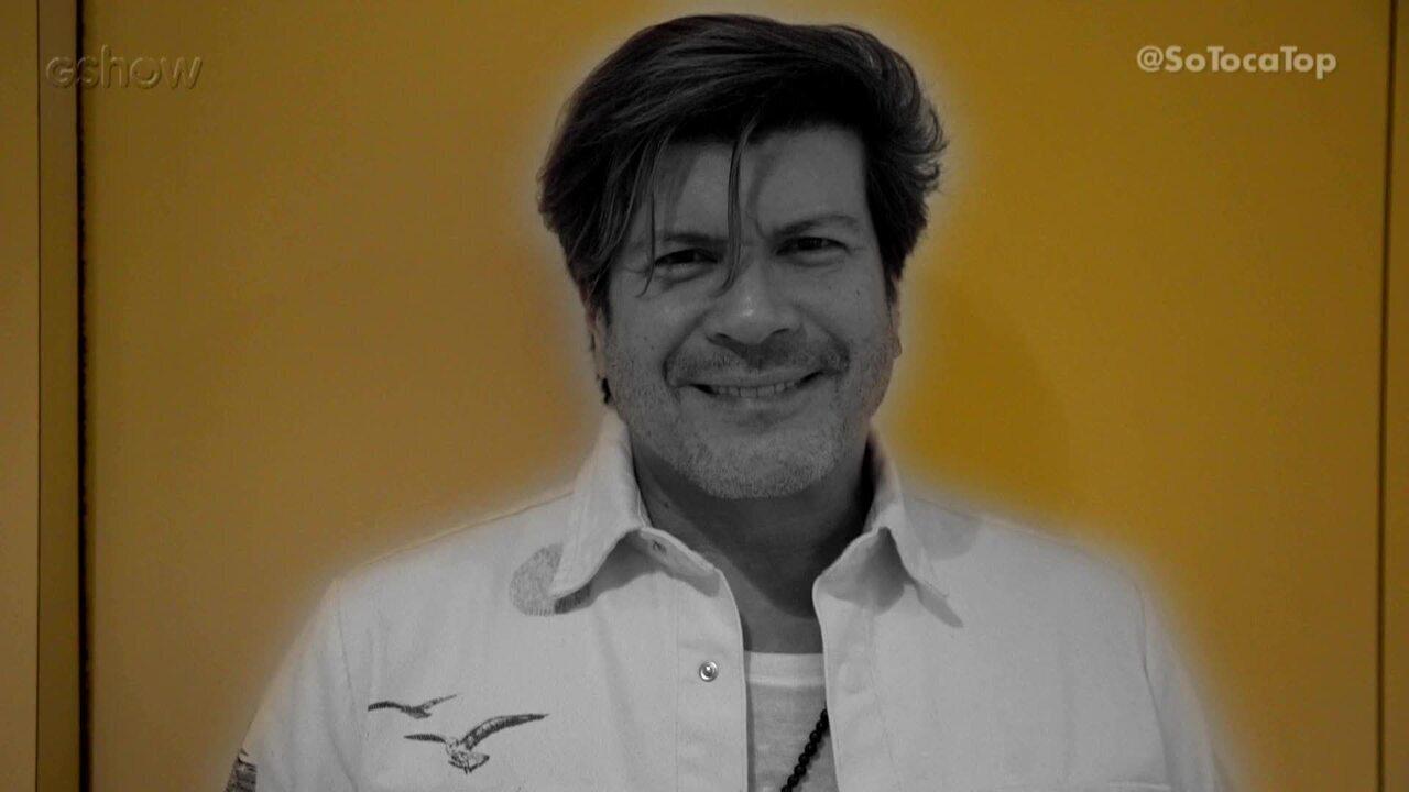 Paulo Ricardo responde perguntas dos convidados do 'SóTocaTop'
