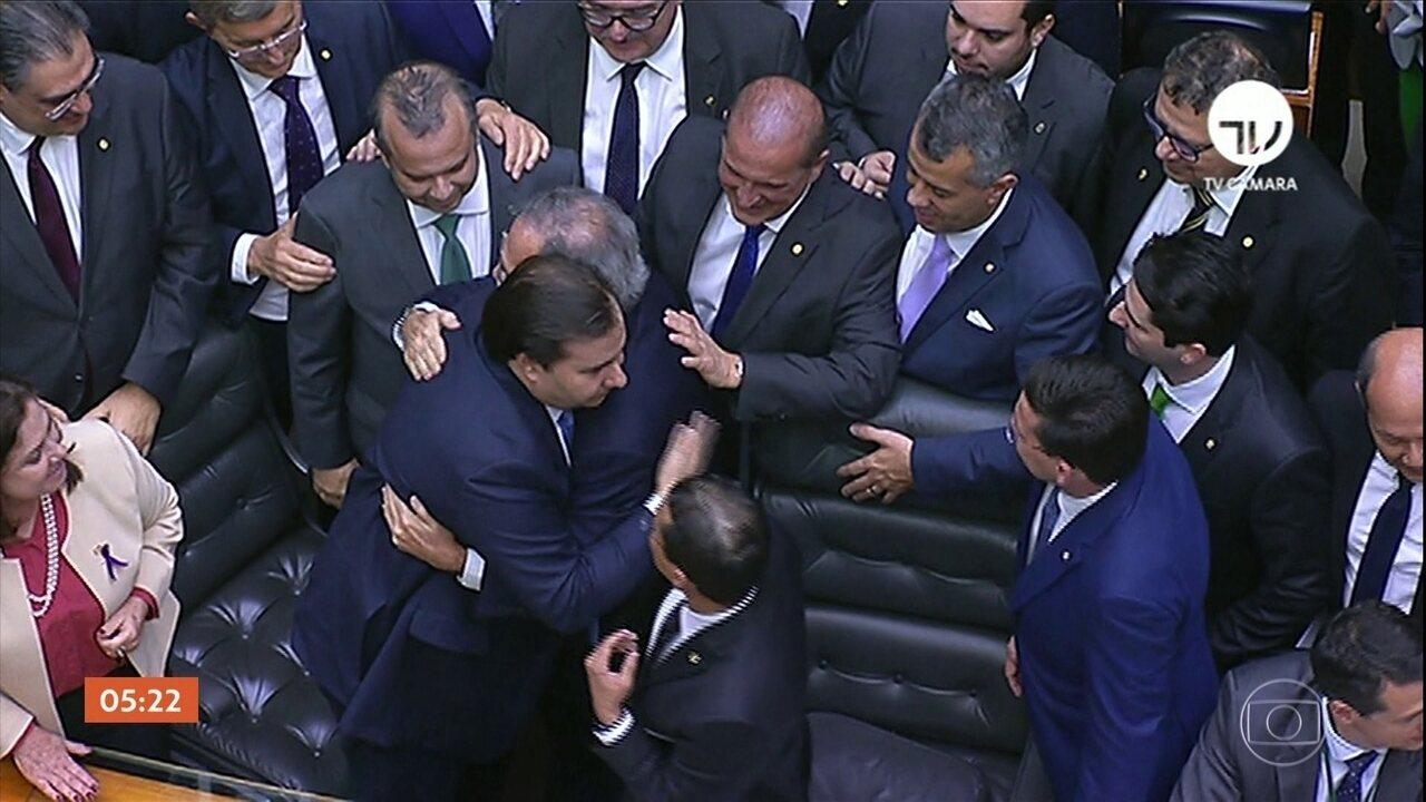 Reforma da Previdência é aprovada em segundo turno na Câmara dos Deputados
