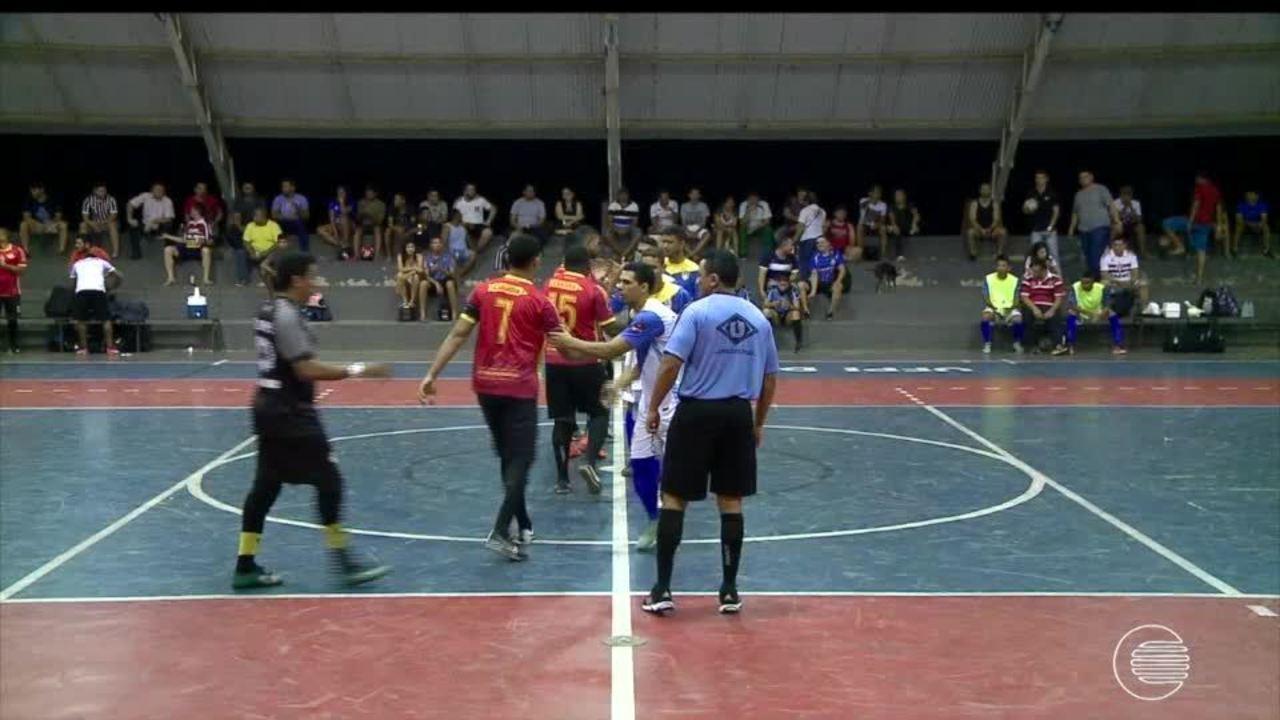 AABB goleia o Piauí e assume ponta da tabela