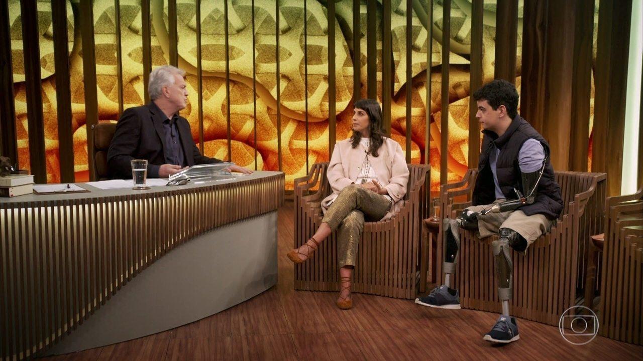 Pedro Pimenta e Paula Faria falam sobre o crescimento do movimento antivacina