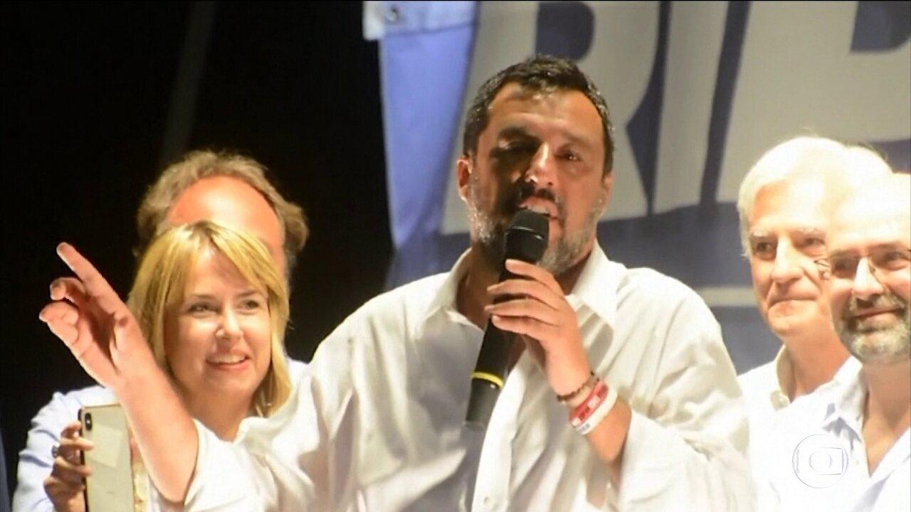Itália está mergulhando em uma nova crise política