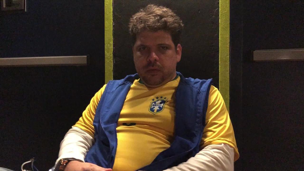 Rogerinho do Ingá fala quem convidou Alexandre Nero e dá bronca em que acha que streetdance é música