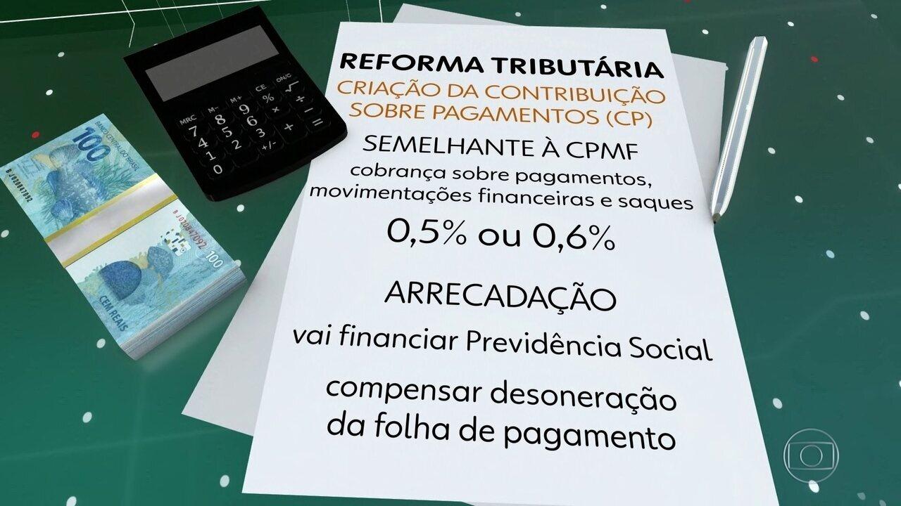 Governo prepara reforma tributária e planeja transferir o Coaf para o Banco Central
