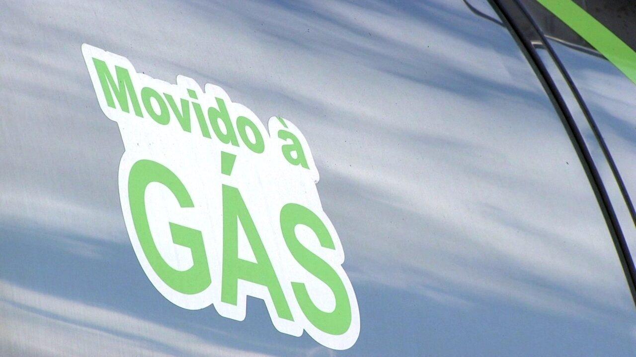 Gás natural é alternativa para diesel em caminhões