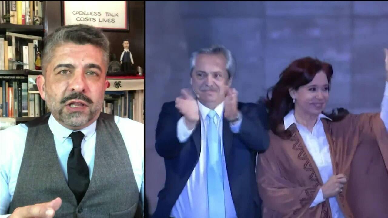 Eleições na Argentina: chapa de Cristina Kirchner sai na frente nas primárias