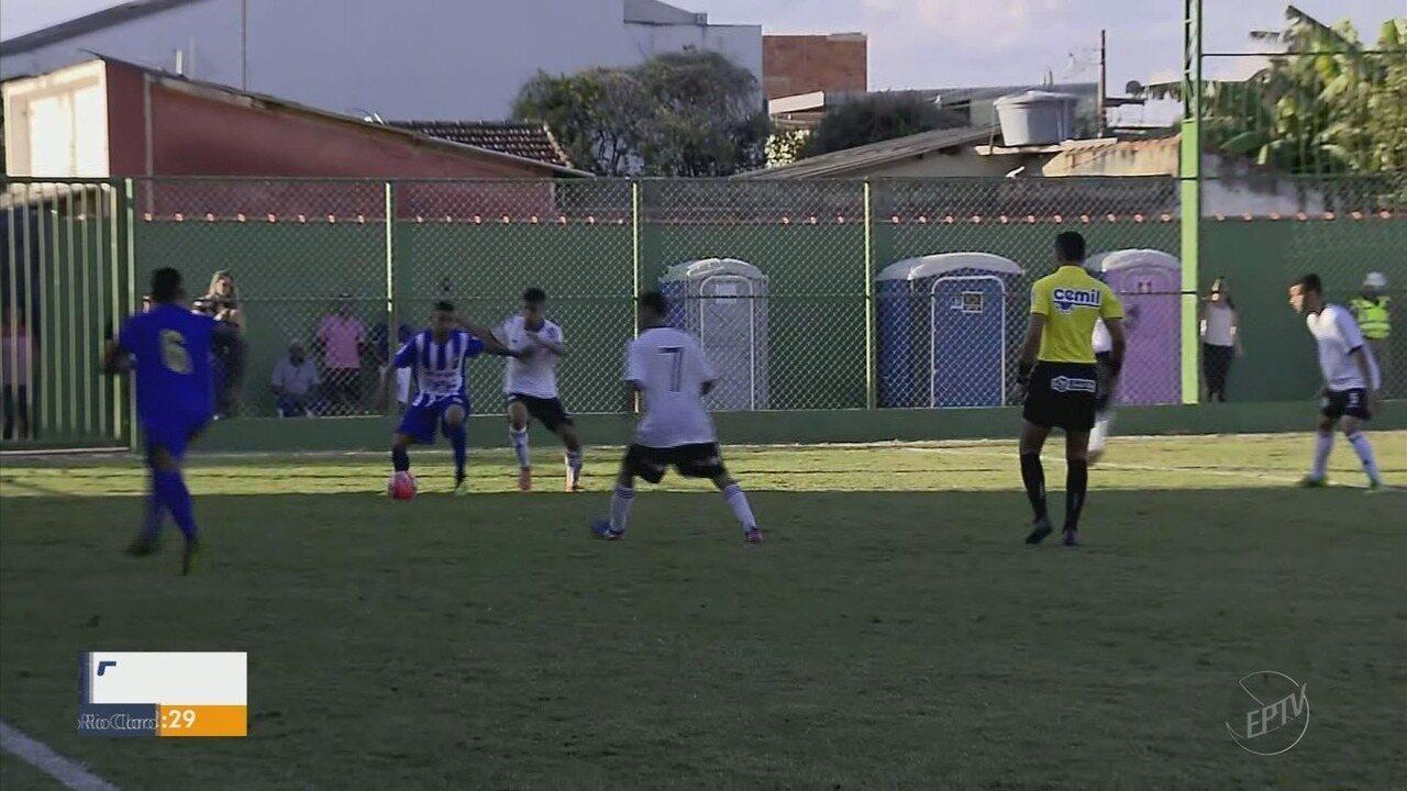 Santarritense Bela Vista e Figueirense estreiam com empate na Segunda Divisão do Mineiro
