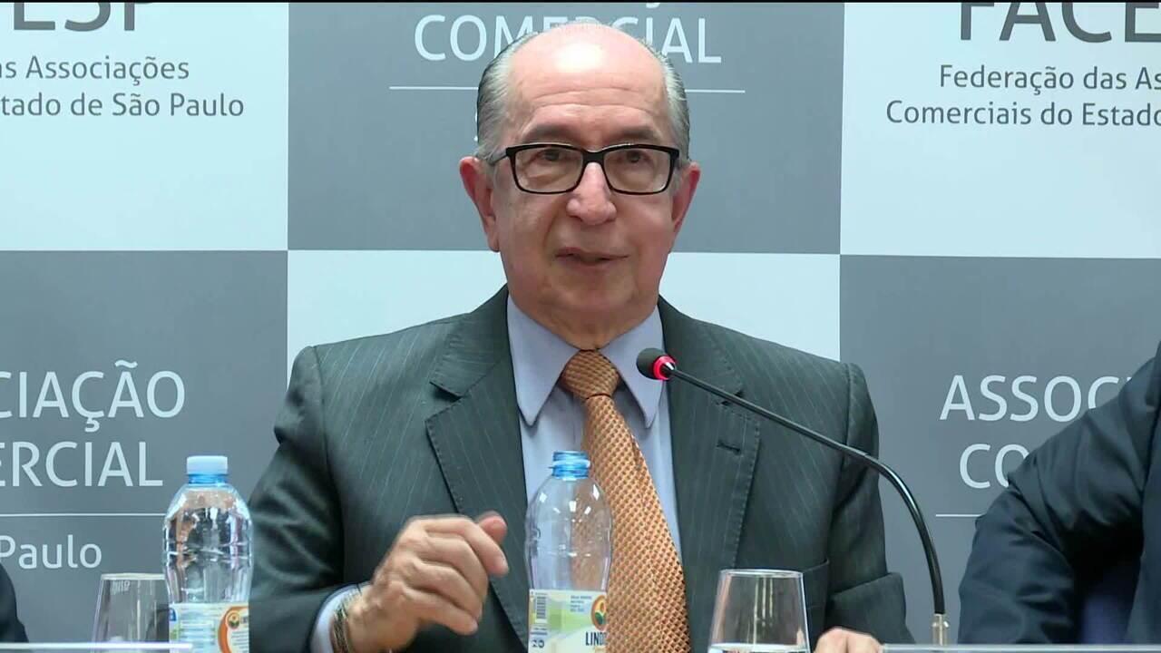 Secretário da Receita Federal volta a defender contribuição sobre pagamentos