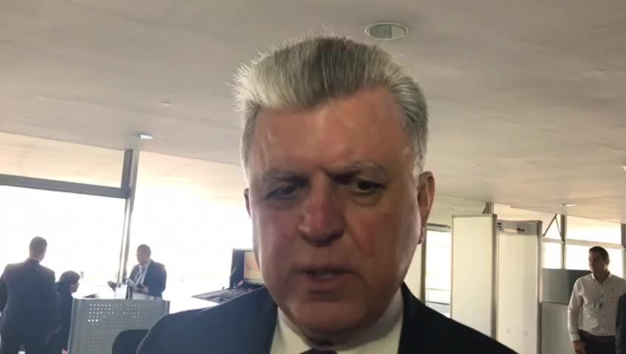 Bolsonaro recebe primeiro colocado da lista tríplice para procurador-geral
