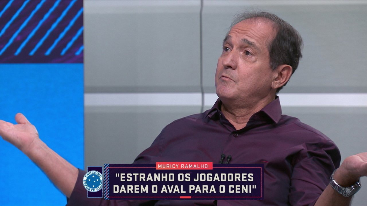 Comentaristas debatem sobre o aval dos jogadores para a escolha Rogério Ceni no Cruzeiro