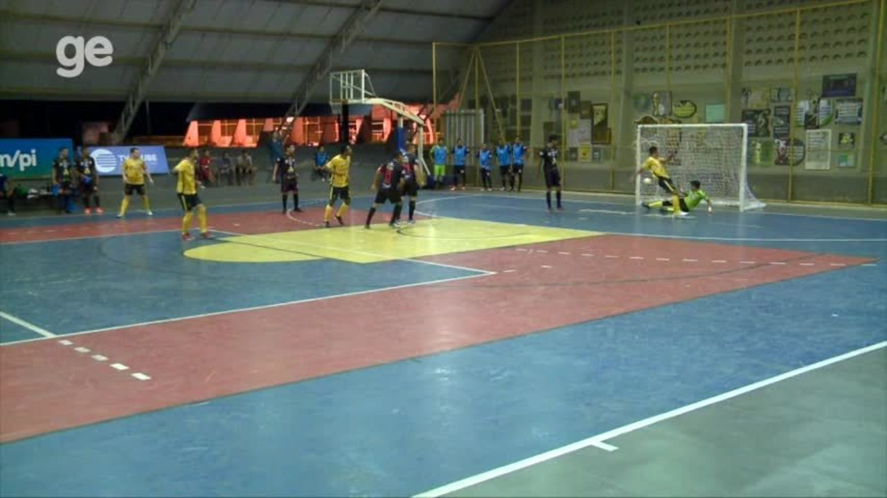 AABB goleia, elimina o Só Nois e garante vaga na semifinal da Taça Clube