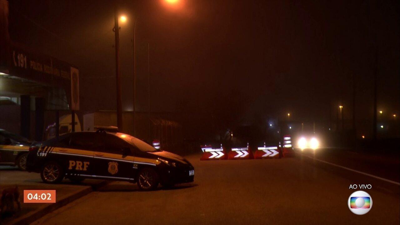 Bolsonaro determina suspensão de radares móveis nas rodovias federais