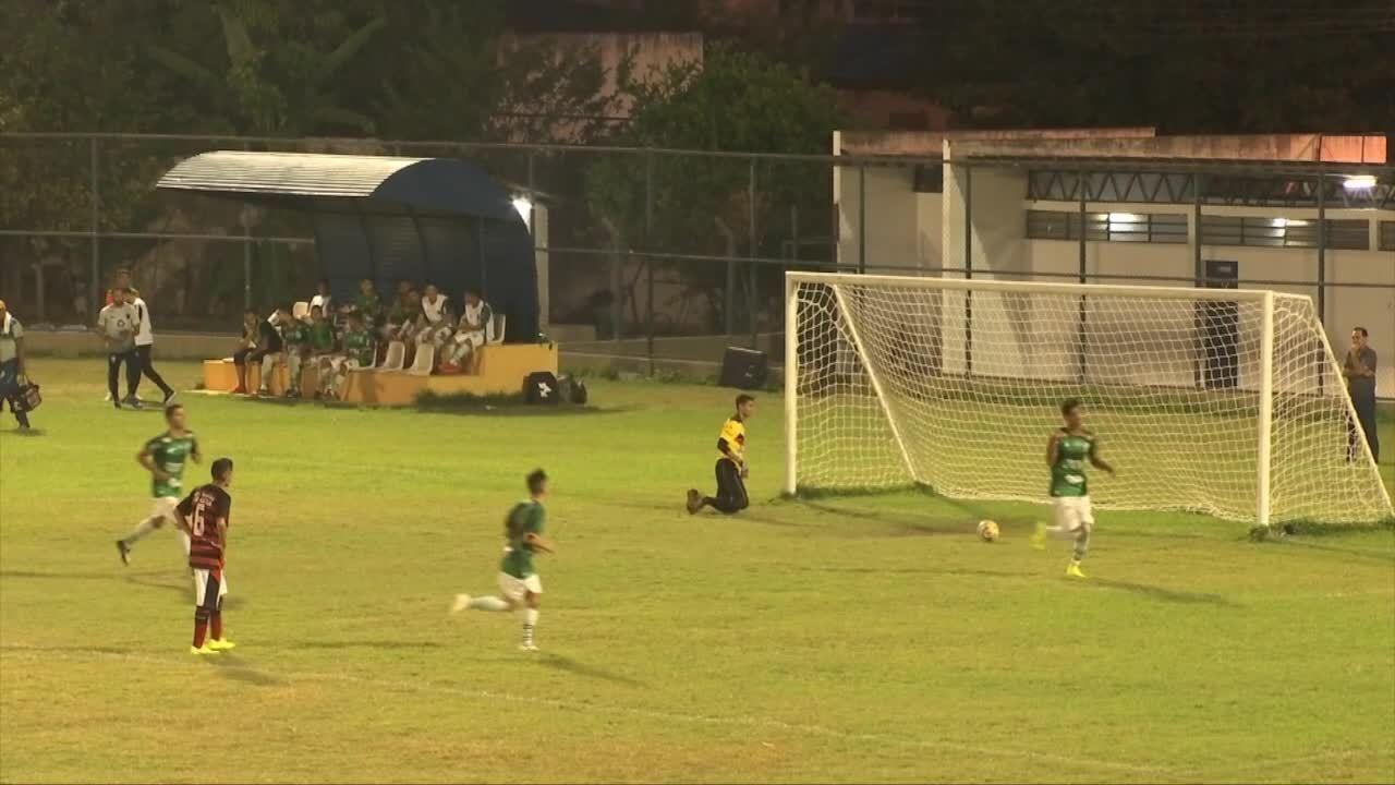 Altos supera empate na estreia e vence o Flamengo-PI por 3 a 1 pelo Piauiense sub-17