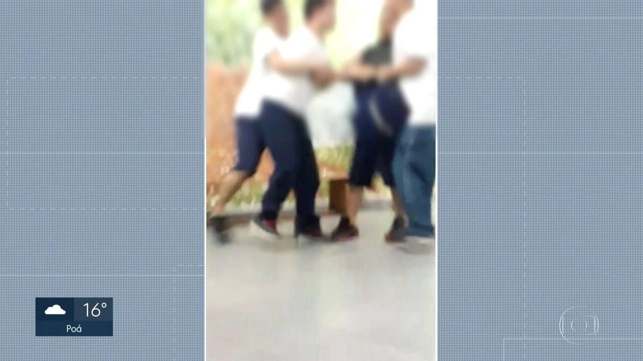 Aluno é agredido dentro de escola municipal na Zona Norte