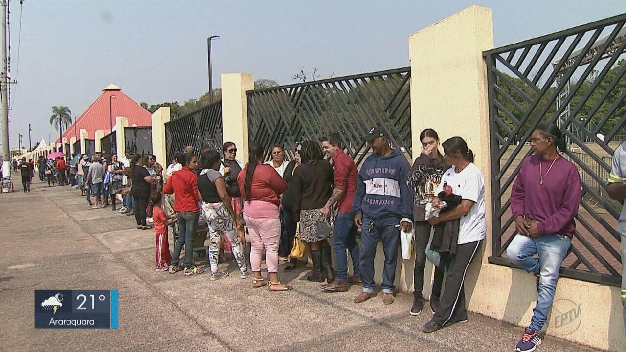 Ibaté sorteia 286 casas da CDHU entre 3,7 mil pessoas