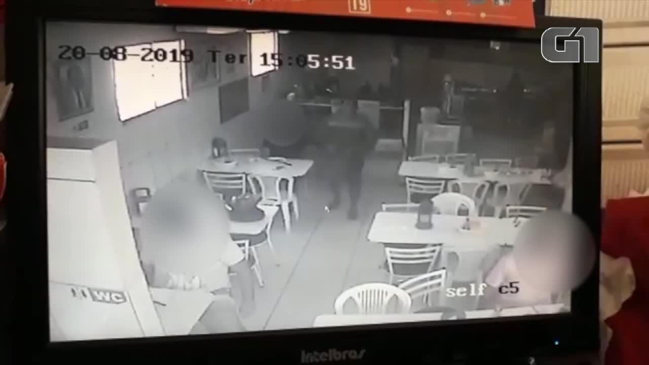 Sargento do Exército é baleado em assalto à padaria na Zona Leste de Natal