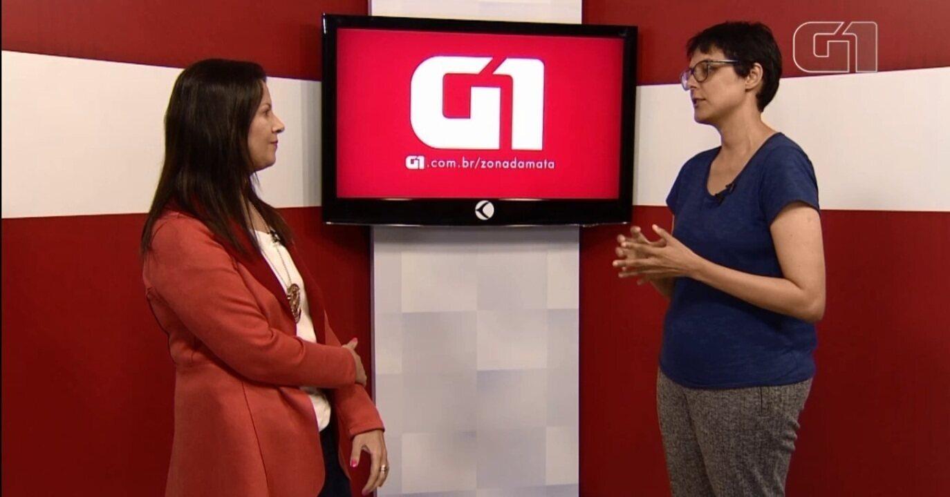 Em entrevista ao G1, delegada Carolina Gonçalves orienta sobre casos de violência sexual online