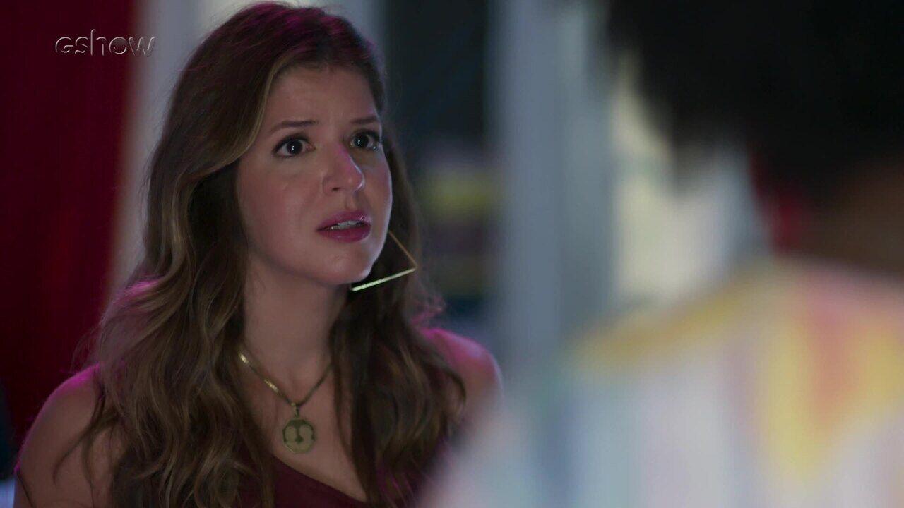 22/8 - Teaser 'Malhação - Toda Forma de Amar': Carla se decepciona com Madureira