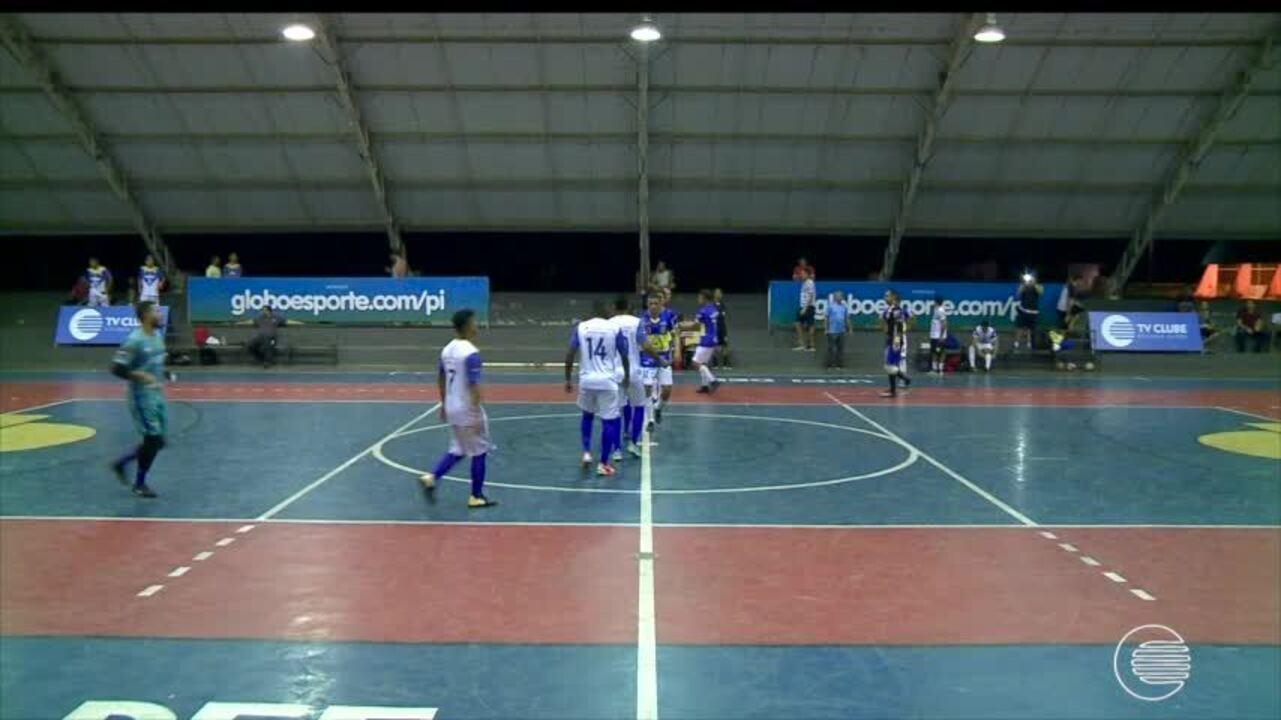 Rodada emocionante finaliza primeira fase da Taça Clube de Futsal e define semifinais