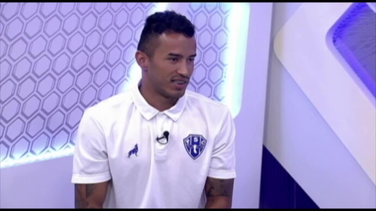 """Bruno explica história de quando foi """"cortado"""" da concentração com Marcos Assunção no Palmeiras"""