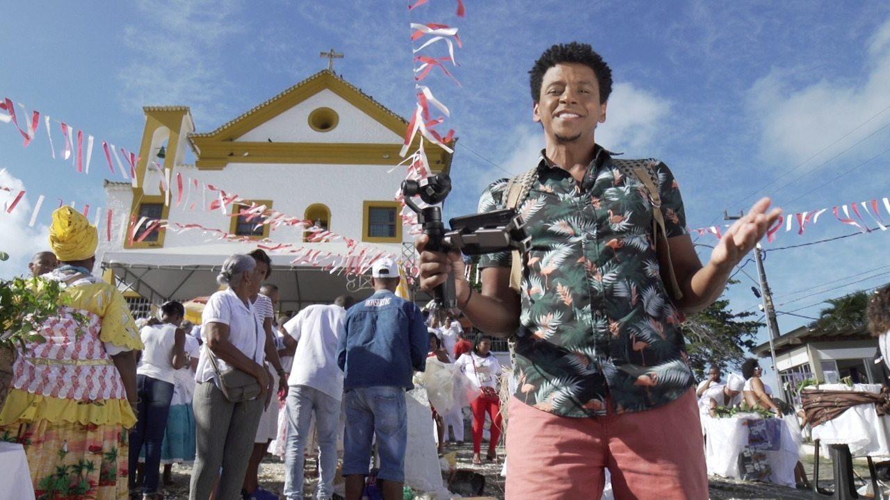 O 'Vumbora' conhece as histórias da comunidade de São Lázaro