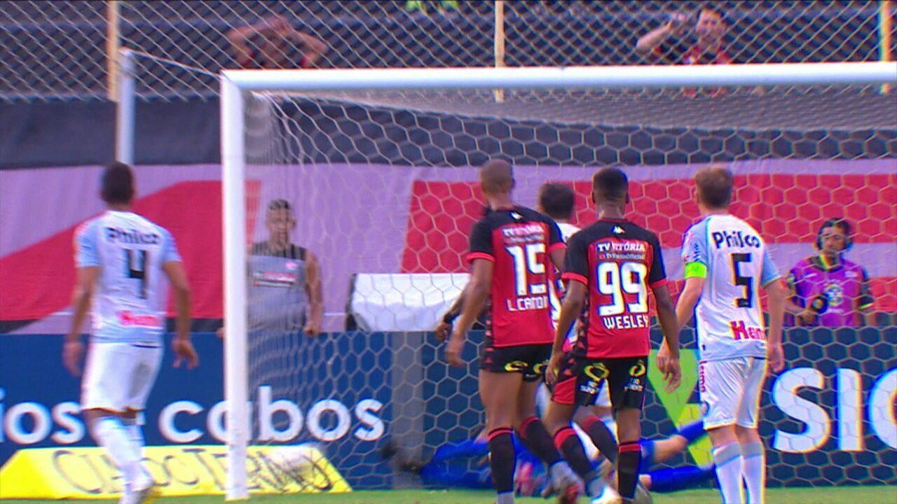 Melhores momentos de Vitória 0 x 0 Operário-PR pela 18ªrodada da Série B do Campeonato Brasileiro