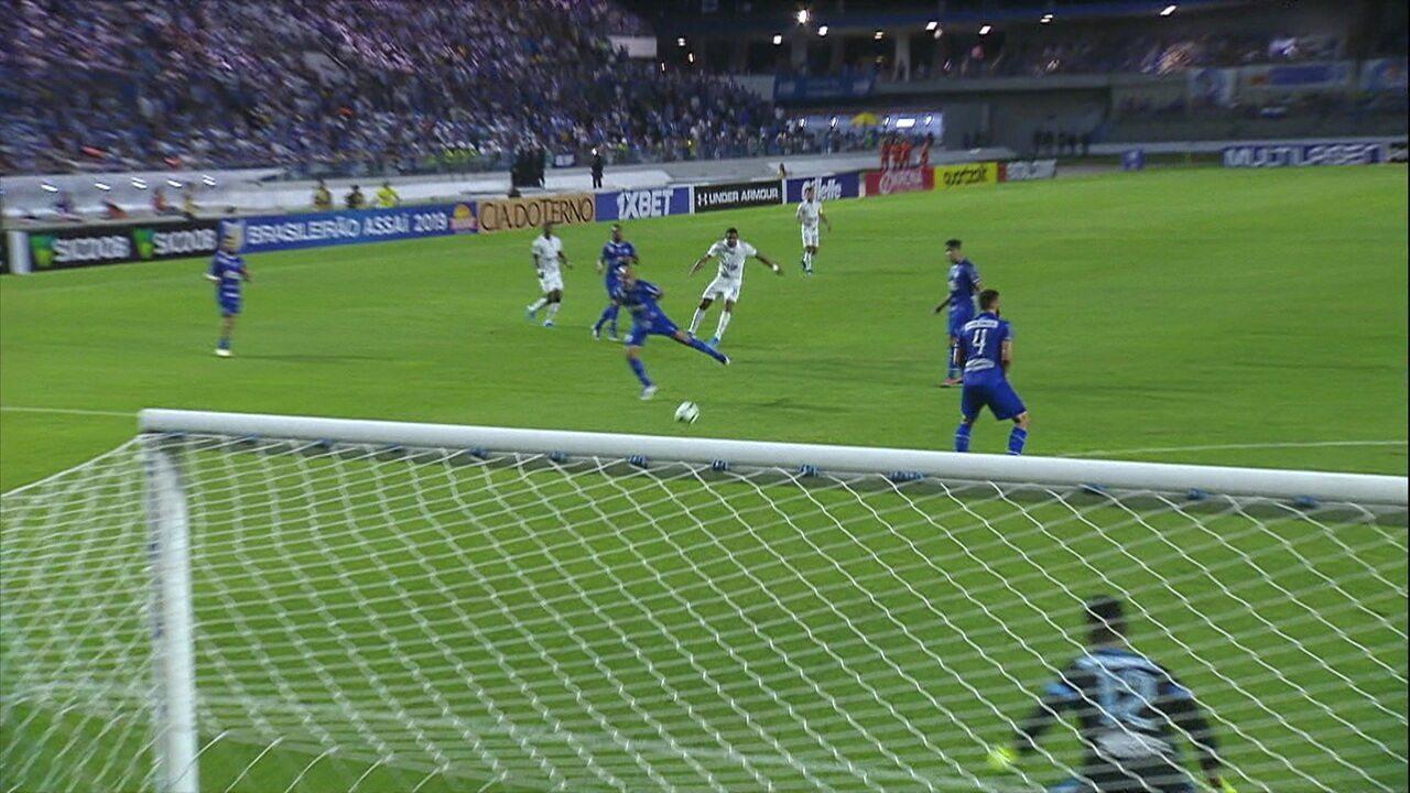 Melhores momentos de CSA 1x1 Cruzeiro pela 16ª rodada do Brasileirão