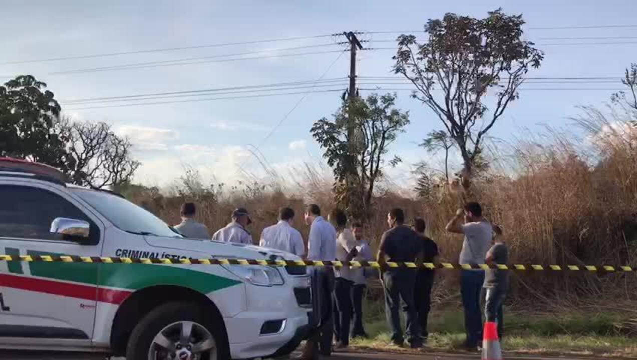 Corpo da advogada Leticia Sousa foi encontrado à beira da DF-250