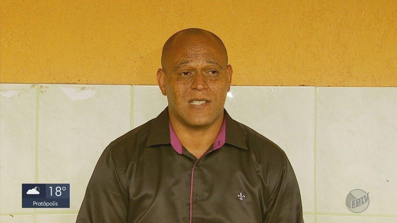 Presidente do Poços de Caldas FC fala sobre a contratação do goleiro Bruno
