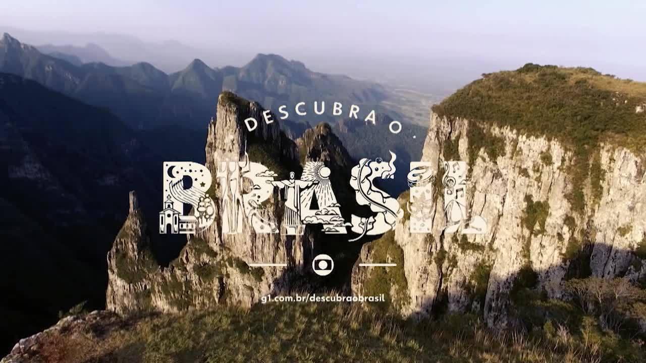 Descubra o Brasil - Lugares incríveis