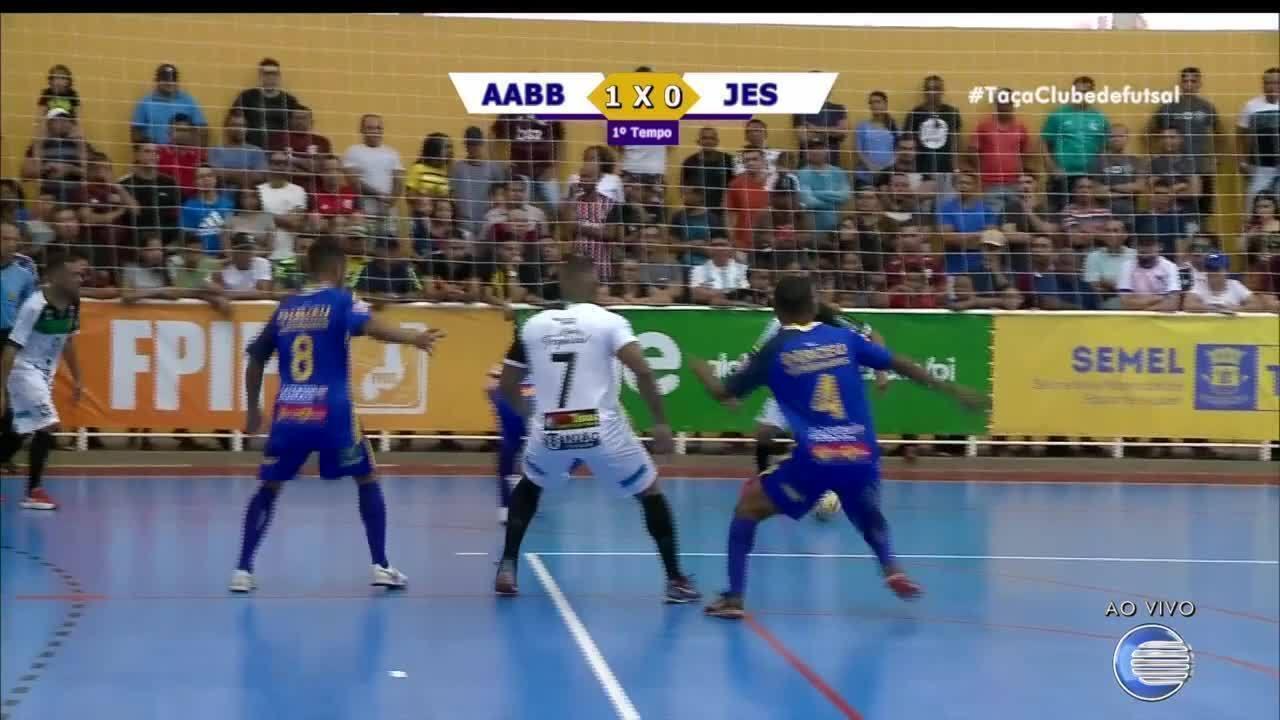 Taça Clube de Futsal: Confira os melhores momentos da final