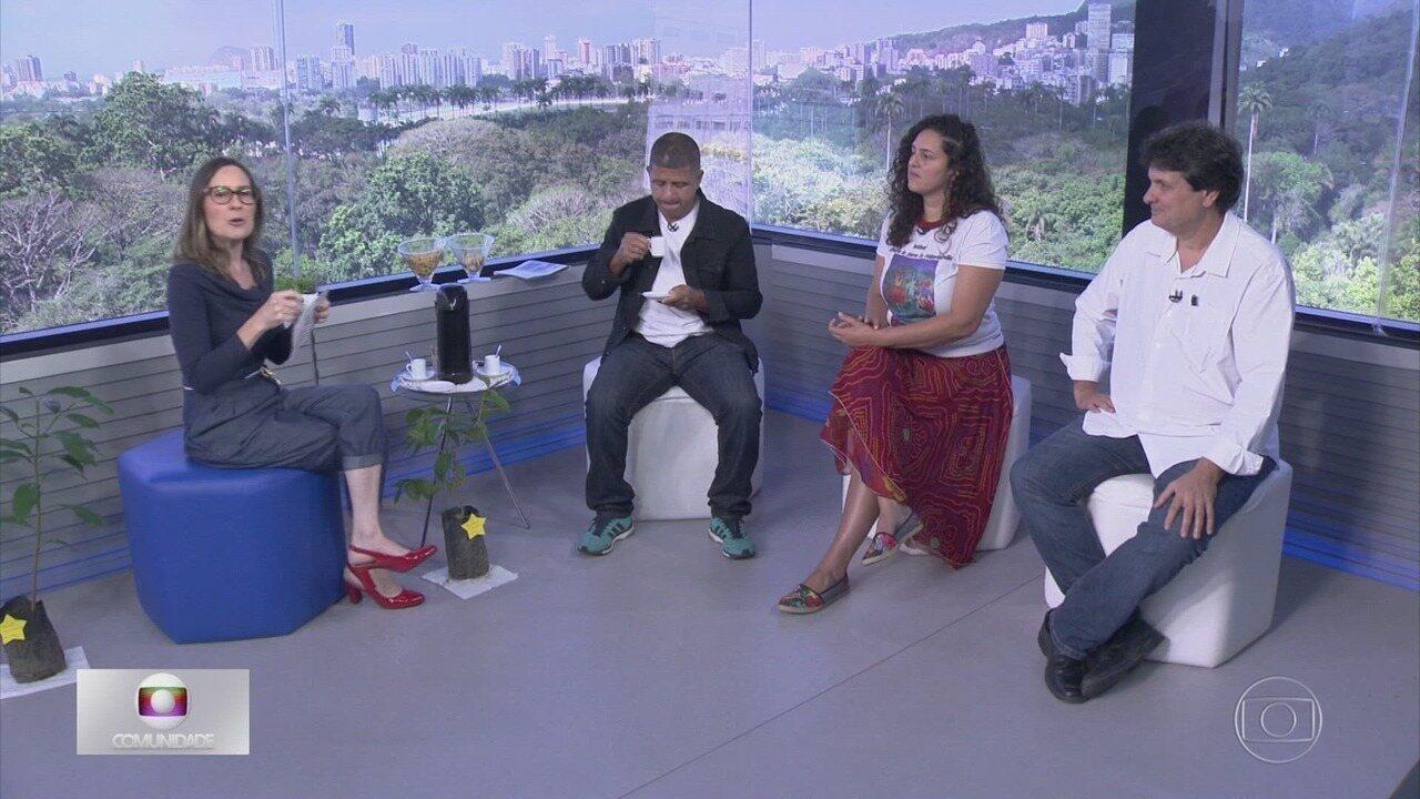 Globo Comunidade RJ - Edição de 01/09/2019 - Noticiário que traz assuntos de interesse da comunidade, como qualidade de vida e urbanismo.