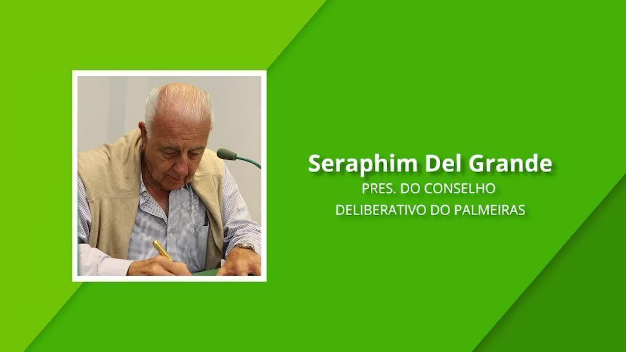 Dirigente do Palmeiras diz que não era a hora de demitir Felipão