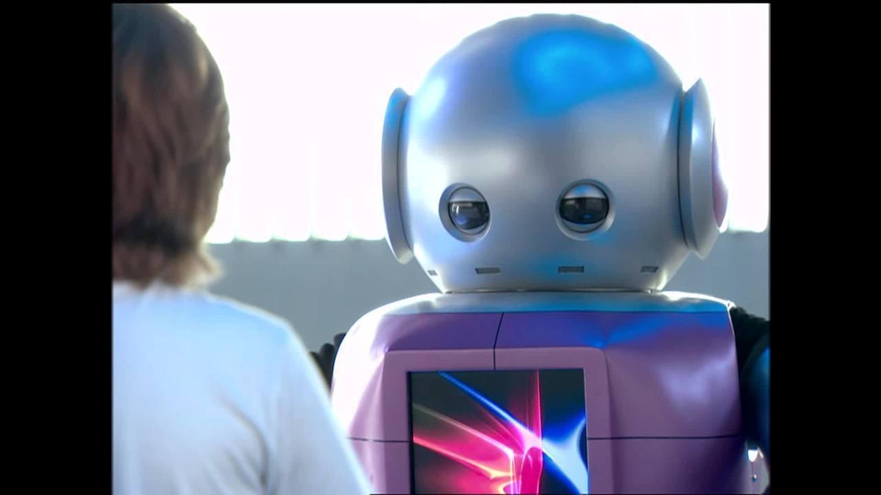 Reveja cena do robô BL24 em 'Começar de Novo'