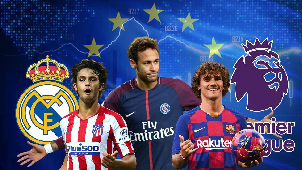 Janela GE faz balanço ao fim do período de transferências do futebol europeu