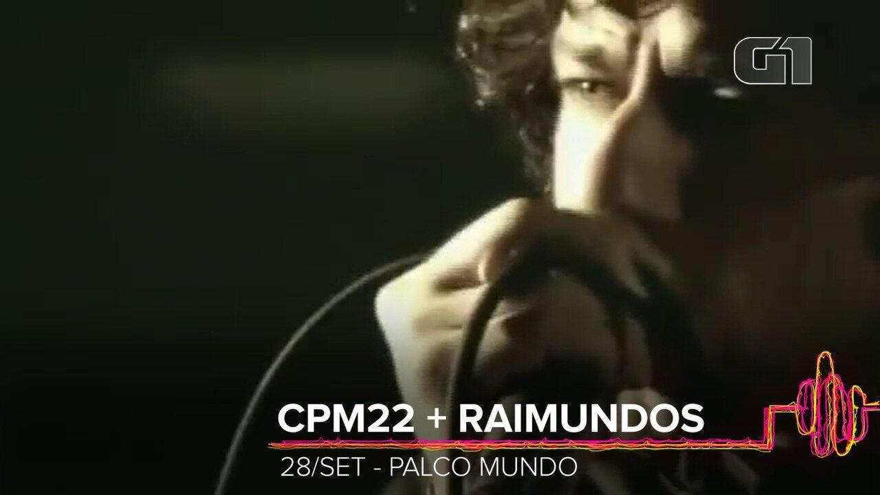 CPM 22 + Raimundos: Como será o show no Rock in Rio 2019?