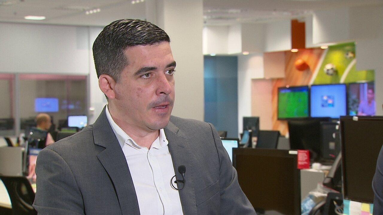 Presidente do Santa Cruz fala sobre nova reforma no gramado do Arruda